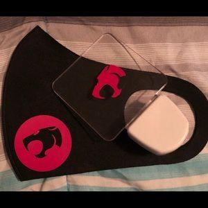 Thundercat mask/nightlight set
